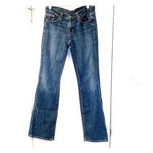 JCrew bootcut jeans 29R
